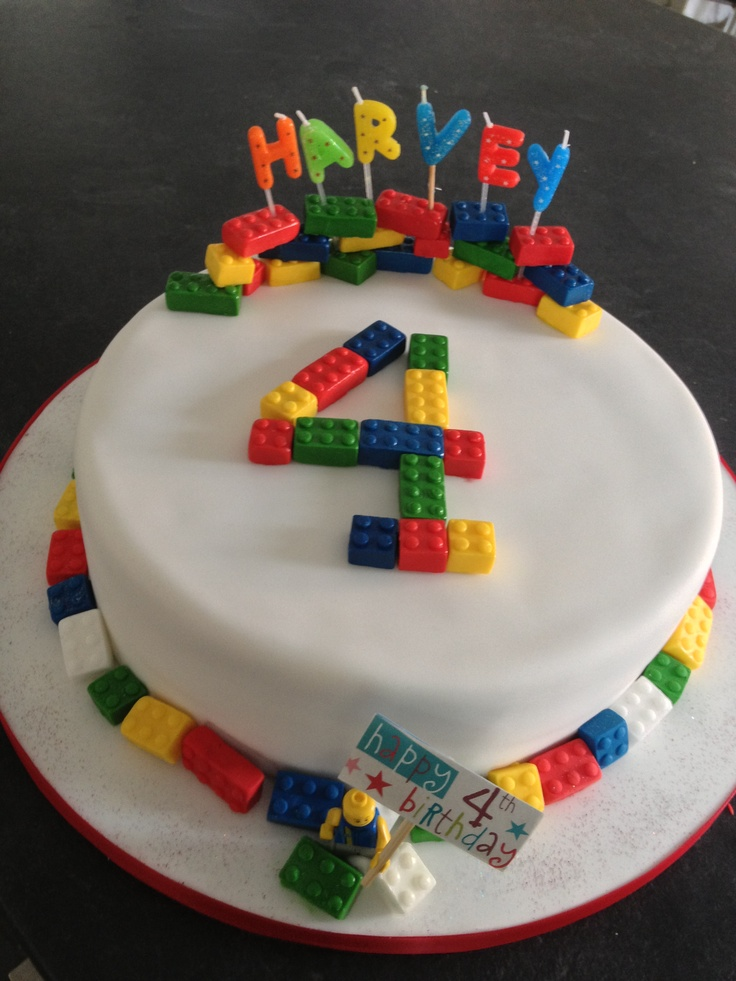 Superb 7 Lego Cakes For Boys Photo Boys Lego Birthday Cake Ideas Boys Personalised Birthday Cards Cominlily Jamesorg