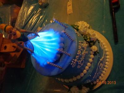 Cinderella Birthday Cake Walmart
