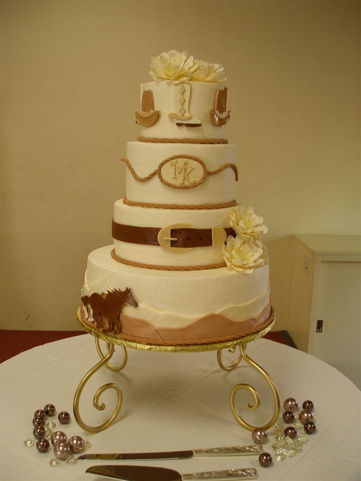 9 Western Theme Cakes Photo Western Theme Birthday Cake Western