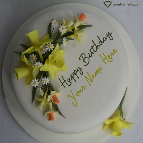 Happy Birthday Cake Name Generator