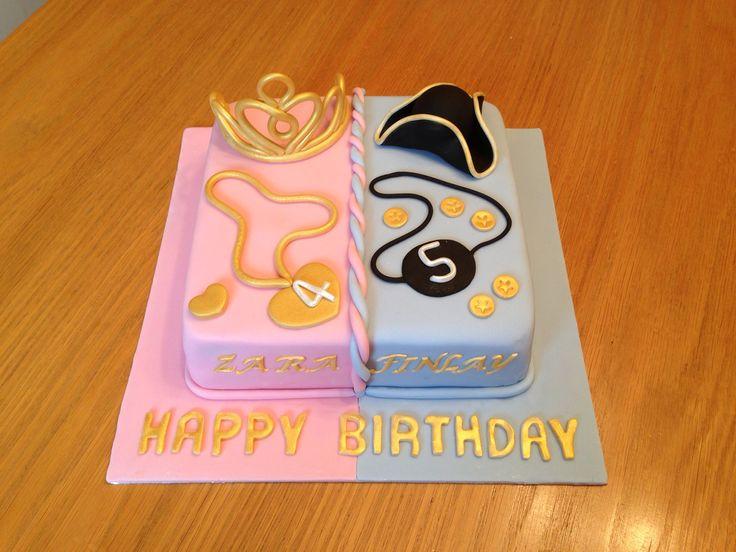Admirable 11 Joint Cakes Ideas Photo Joint Birthday Cake Idea Joint Personalised Birthday Cards Xaembasilily Jamesorg
