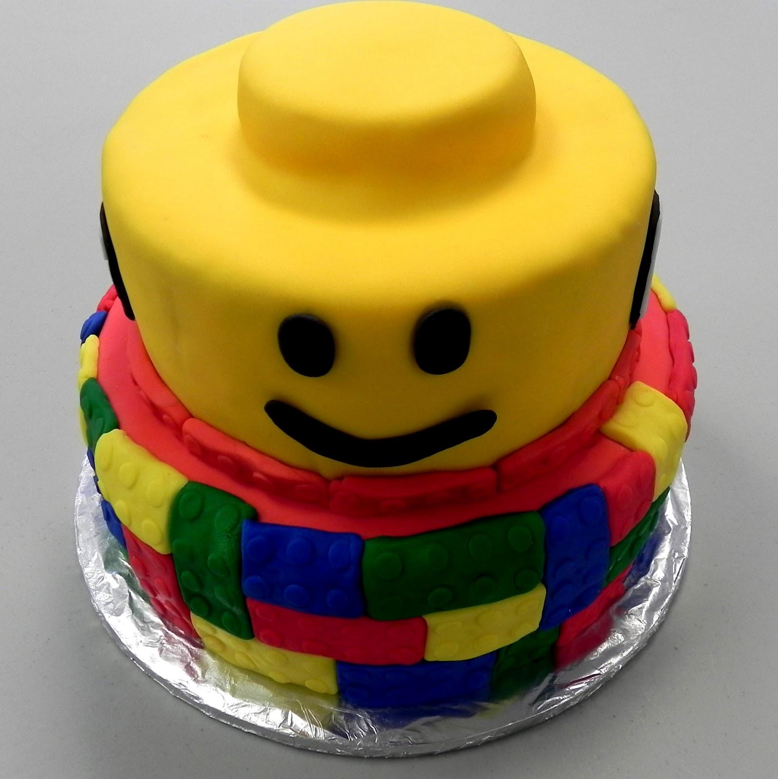 11 LEGO Birthday Cakes With Theme Photo
