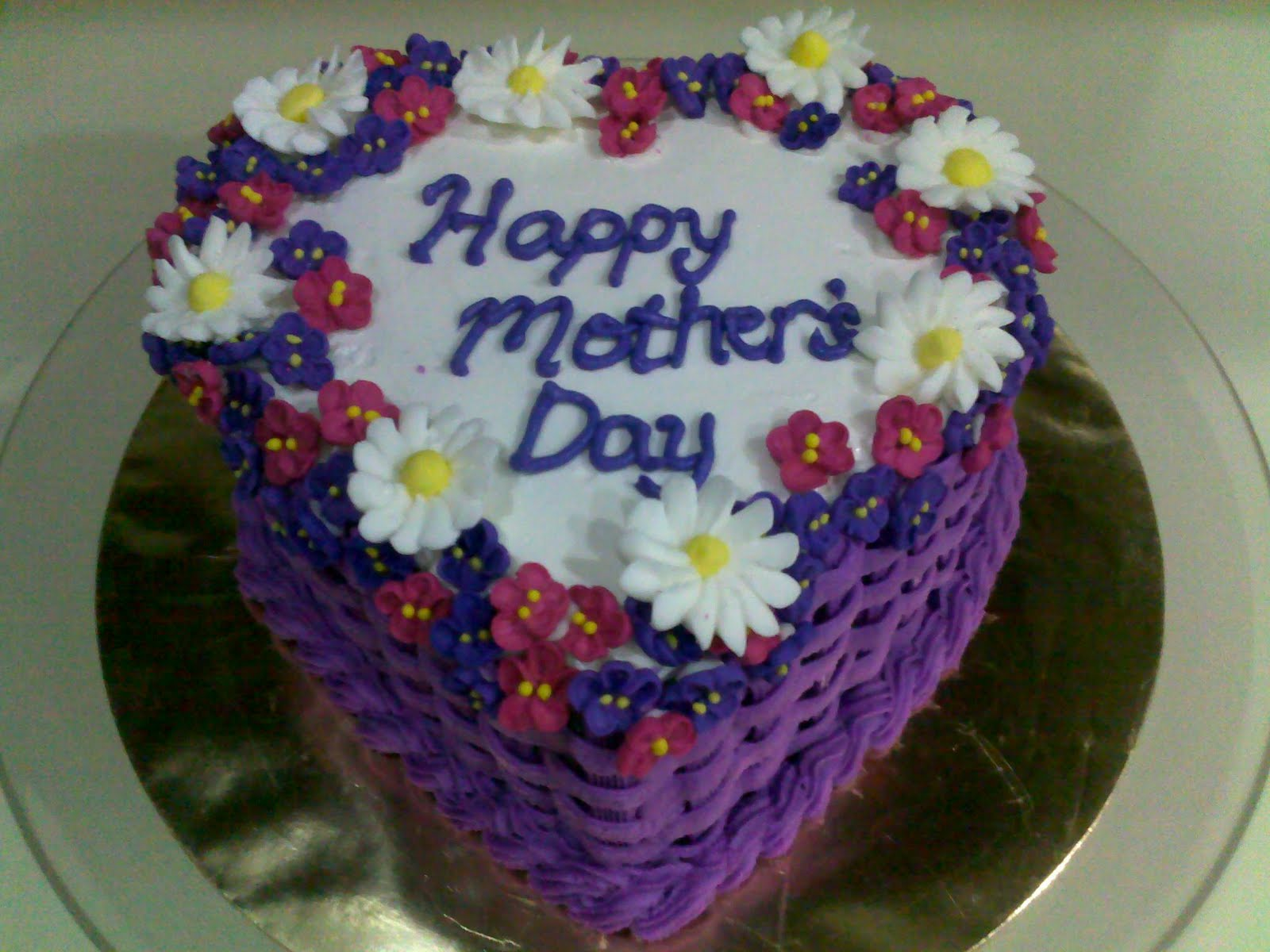 11 Photos of Mother's Day Cakes Gallery
