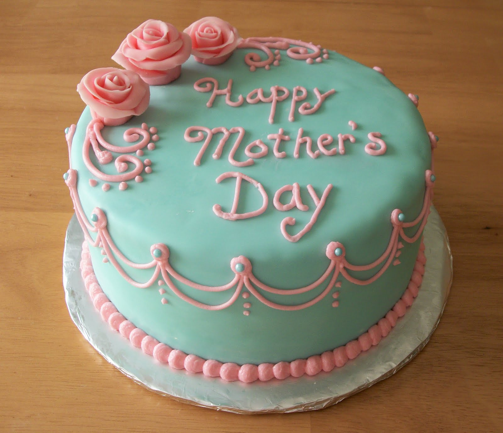 7 Photos of Cute Mother's Day Cakes