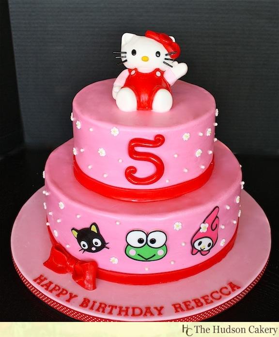 9 5 Year Old Birthday Cakes Photo 5 Year Old Girl Birthday Cake 5