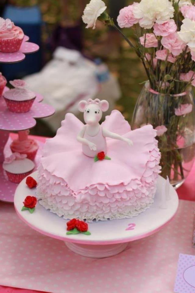 9 Girls Second Birthday Cakes Photo Girl 2nd Birthday Cake Baby