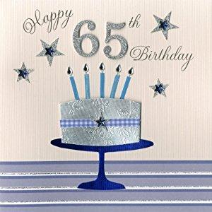 Happy 65th Birthday Cakes