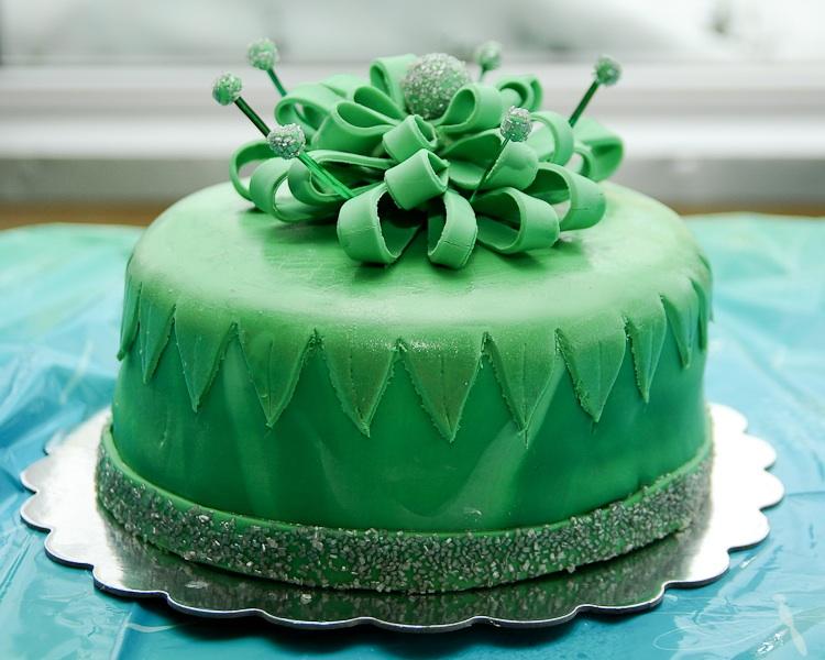 13 Happy 34th Birthday Cakes Green Photo Happy 34th Birthday Cake