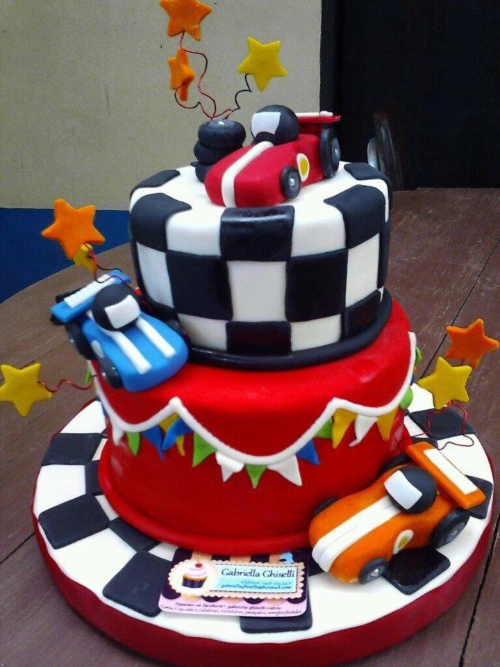 Swell 10 Race Car Birthday Cakes For John Photo Race Car Birthday Cake Funny Birthday Cards Online Aboleapandamsfinfo