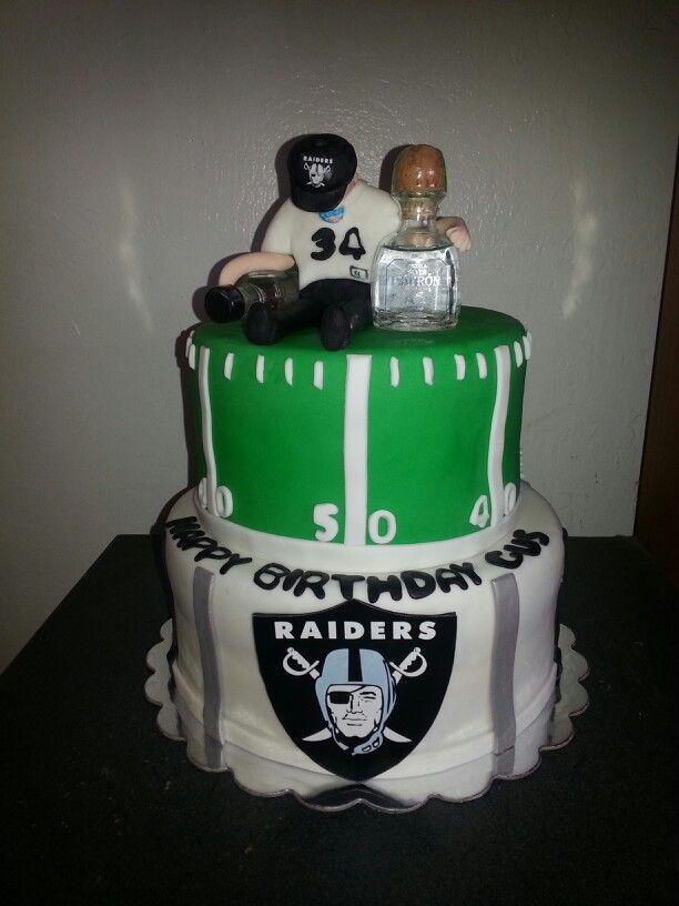 Strange 8 Raiders Happy Birthday Jesse Cakes Photo Happy Birthday Raider Funny Birthday Cards Online Inifofree Goldxyz