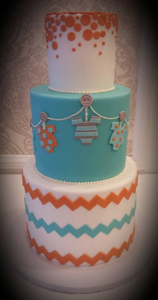11 Aqua Baby Shower Cakes Photo Baby Shower Diaper Cake Turquoise
