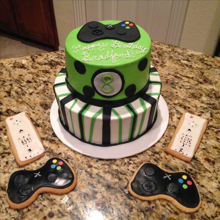 Xbox Video Game Theme Birthday Party