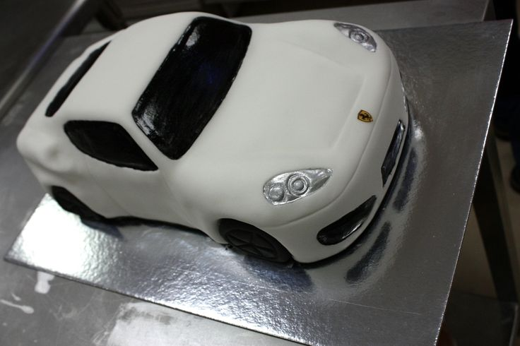10 Oldsmobile Car Cakes For Men Photo 4 Year Old Boys Birthday