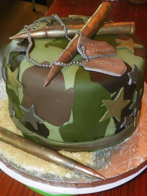 Amazing 12 Soldier Military Birthday Cakes Photo Happy Birthday Military Funny Birthday Cards Online Alyptdamsfinfo