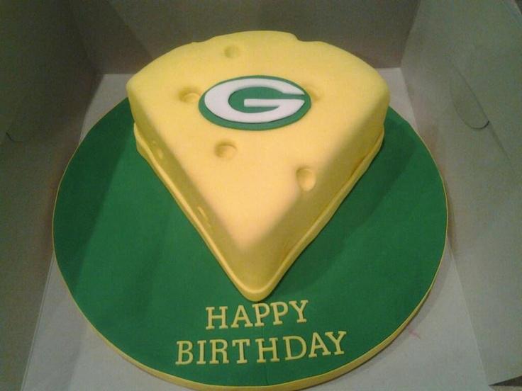 9 Green Bay Birthday Cakes Photo - Green Bay Packers Birthday Cake ...