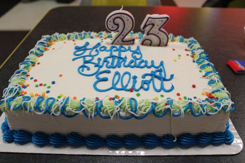 Happy 23rd Birthday Cakes