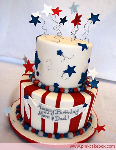 Tremendous 9 July 4 Birthday Cakes Photo Happy July 4Th Birthday Cake Funny Birthday Cards Online Necthendildamsfinfo
