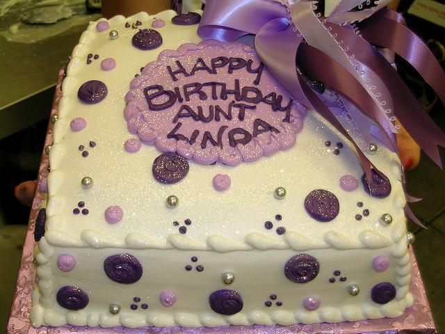 11 Birthday Cakes By Linda Photo Happy Birthday Linda Cake Happy