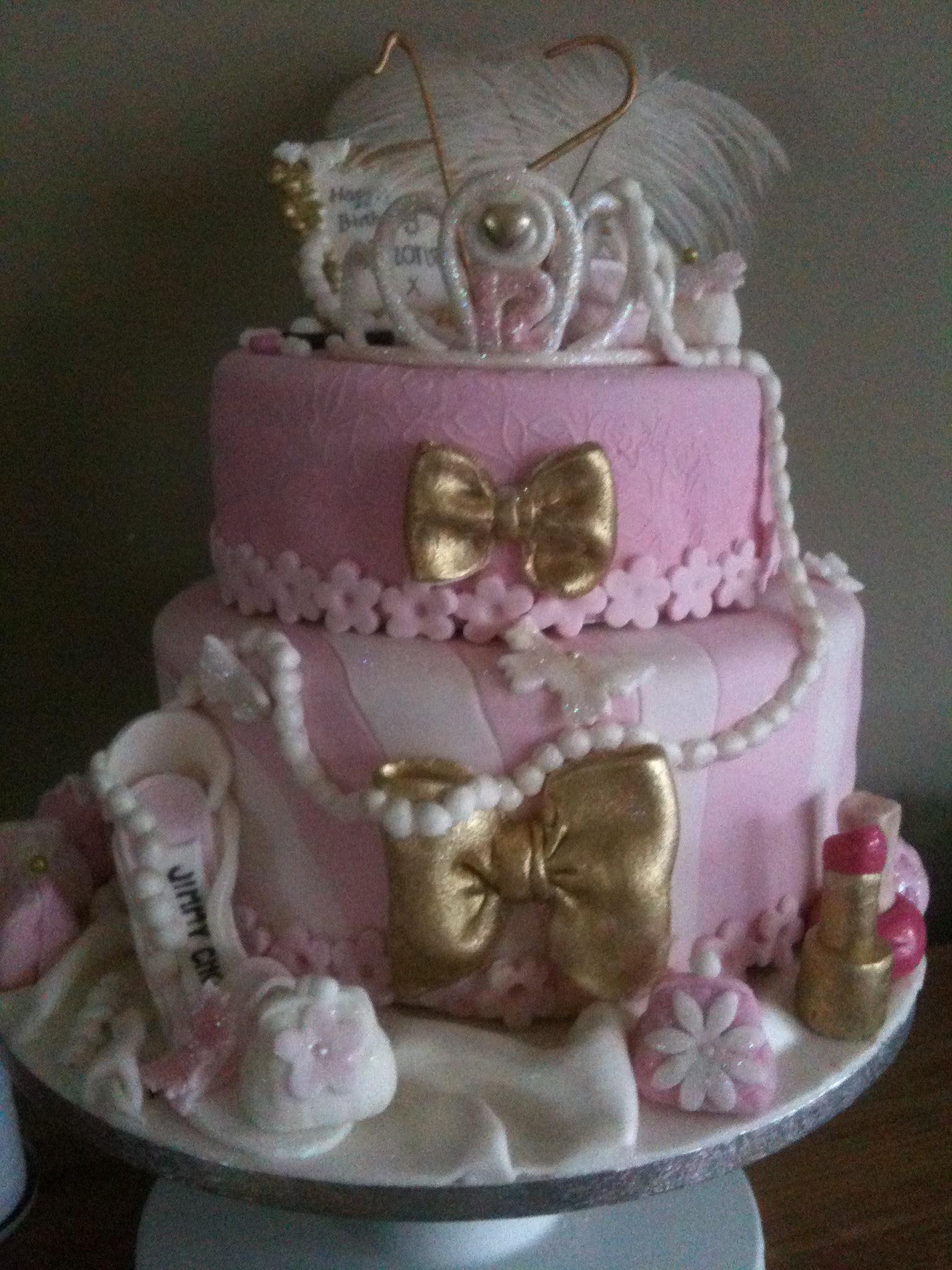 5 12 Year Old Birthday Ideas Cake And Cupcakes Photo Birthday