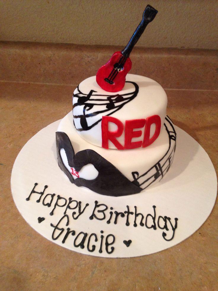 13 Taylor Swift Themed Birthday Cakes Ideas Photo Taylor Swift