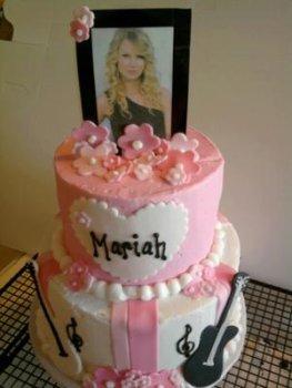 Fabulous 13 Taylor Swift Themed Birthday Cakes Ideas Photo Taylor Swift Funny Birthday Cards Online Elaedamsfinfo