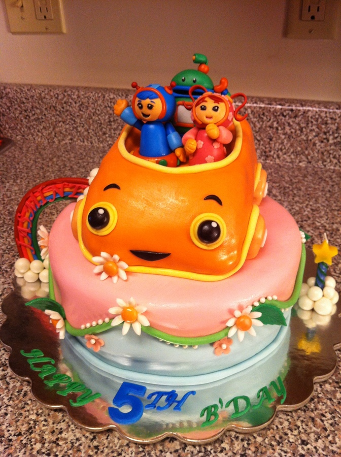 Super 10 Team Umi Zoomi Cakes Photo Team Umizoomi Cake Team Umizoomi Personalised Birthday Cards Arneslily Jamesorg