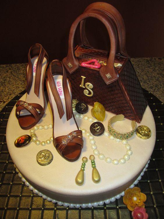 6 Lady Friend Birthday Cakes Photo