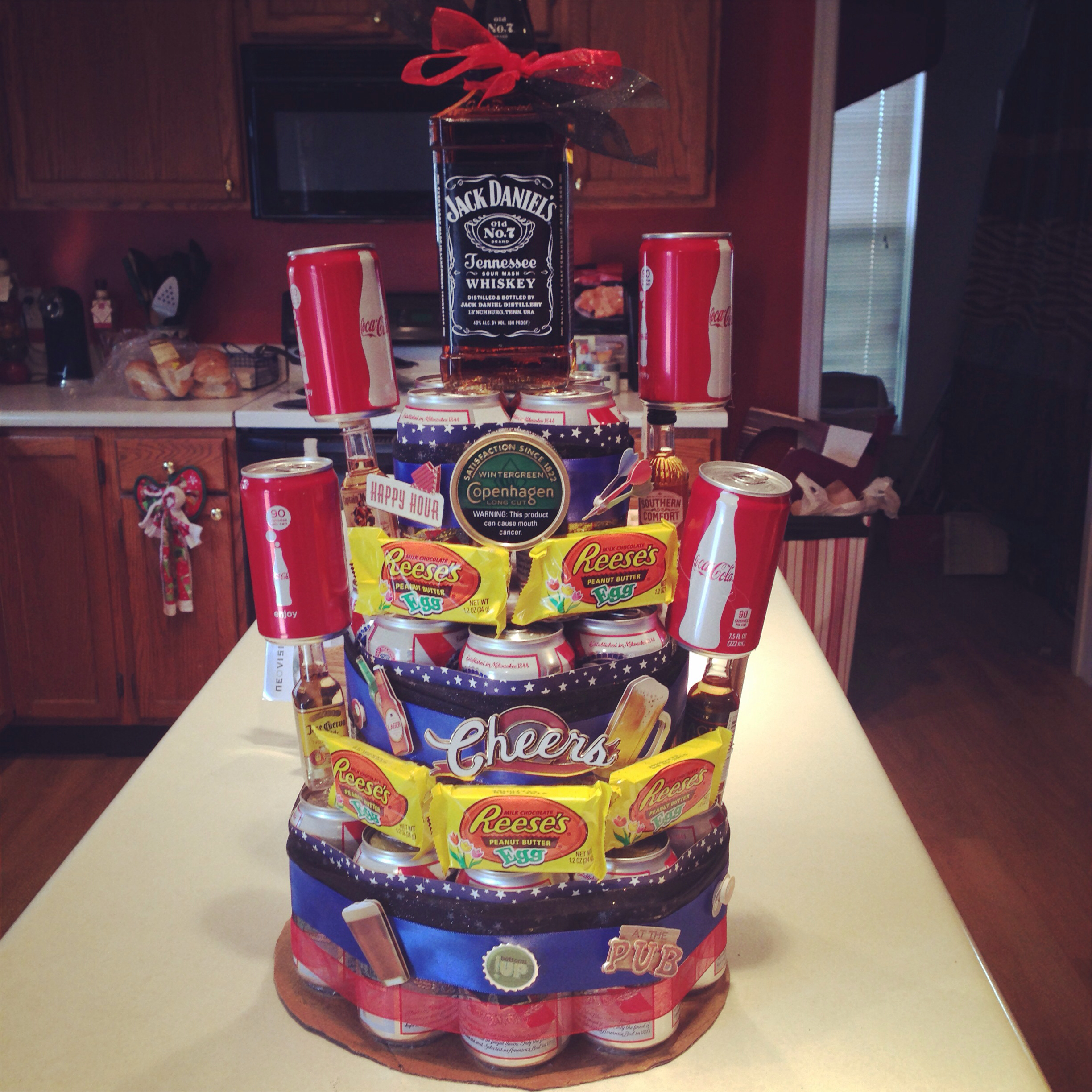 Beer Birthday Guy Cake Ideas