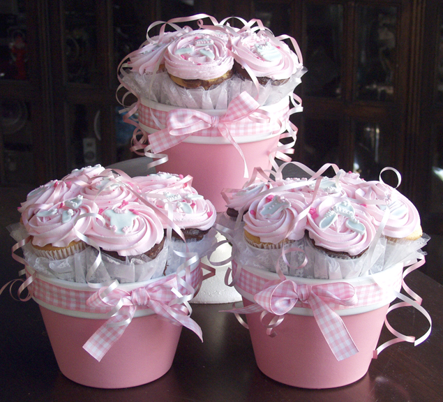 12 Cupcake Birthday Cakes For Party Photo Cake Cupcake Idea