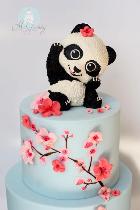 Astounding 9 Japanese Bear Birthday Cakes Photo Teddy Bear Cake Cherry Funny Birthday Cards Online Alyptdamsfinfo