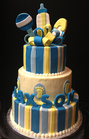 Custom Birthday Cakes Dallas TX