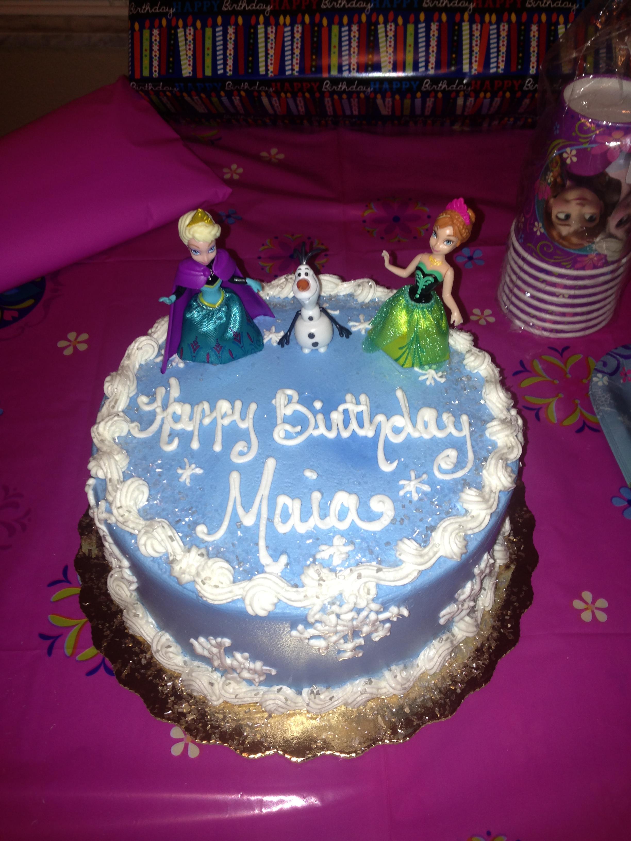 11 Frozen Cakes At Publix Photo Frozen Disney Cake Publix Disney