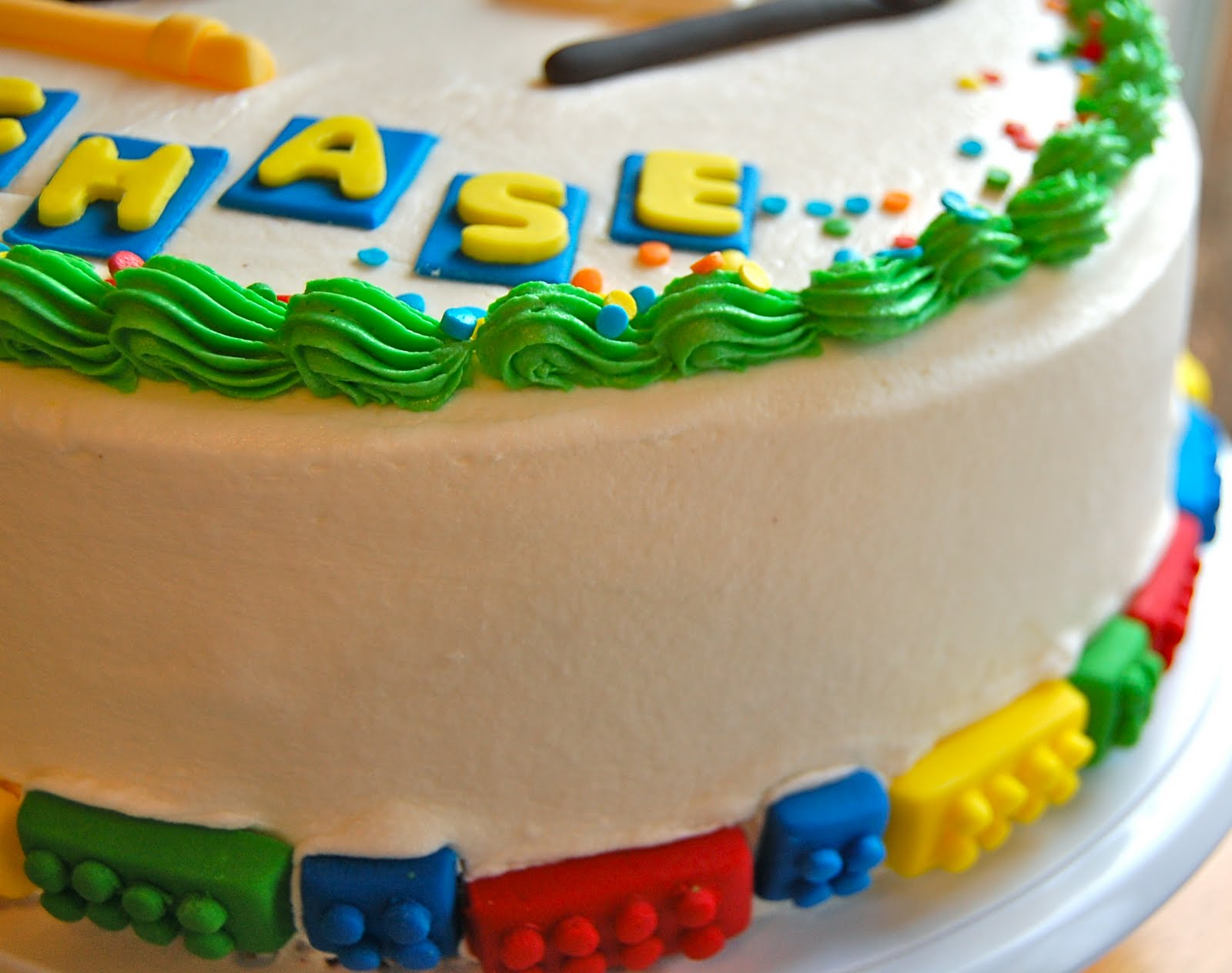 Ideas About How To Make A Lego Birthday Cake