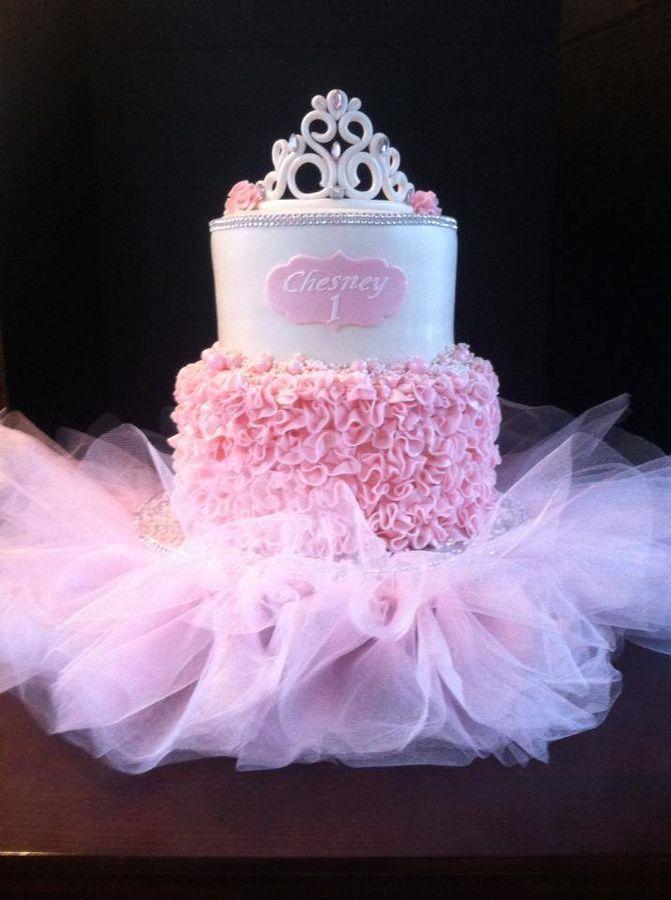 Girls Princess Birthday Cake Ideas