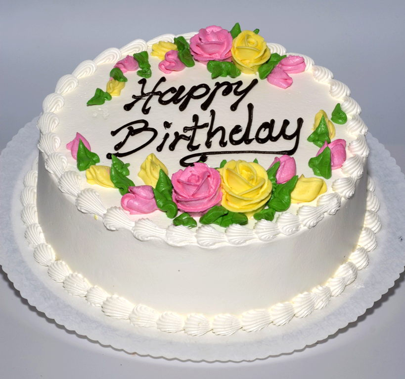 10 Womens Happy Birthday Cakes For Big Photo