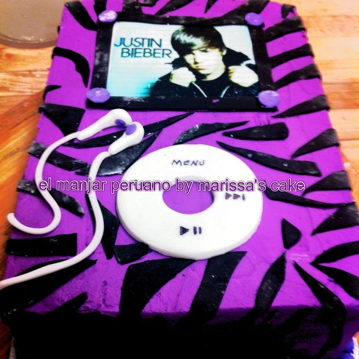 11 Justin Bieber Cakes Bakeries Photo Justin Bieber Cupcakes