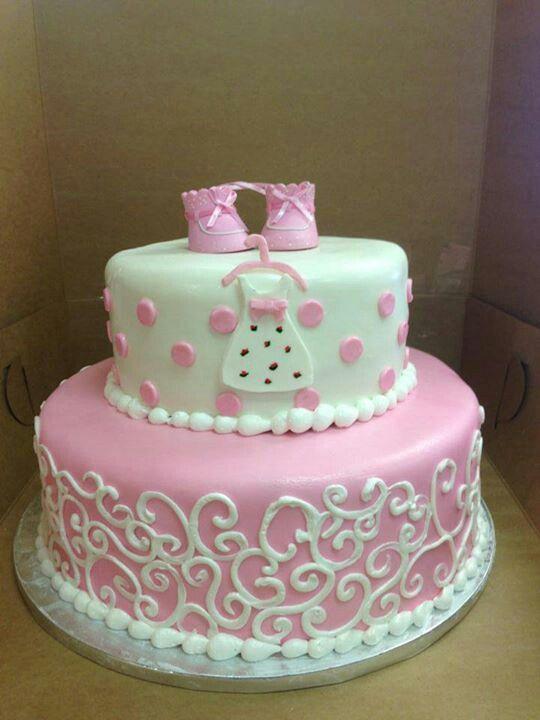 13 Pinterest Cakes For Girls Photo Pinterest Baby Shower Cake