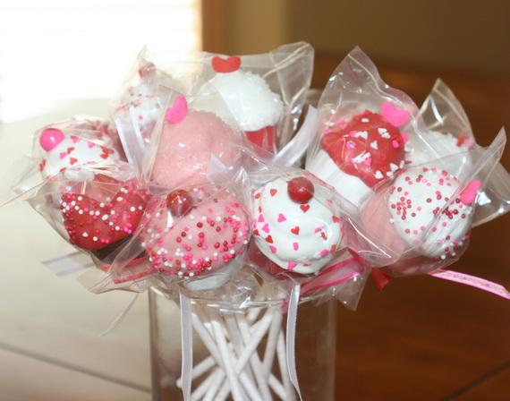 Valentineu0027s Day Cupcake Decorating Ideas