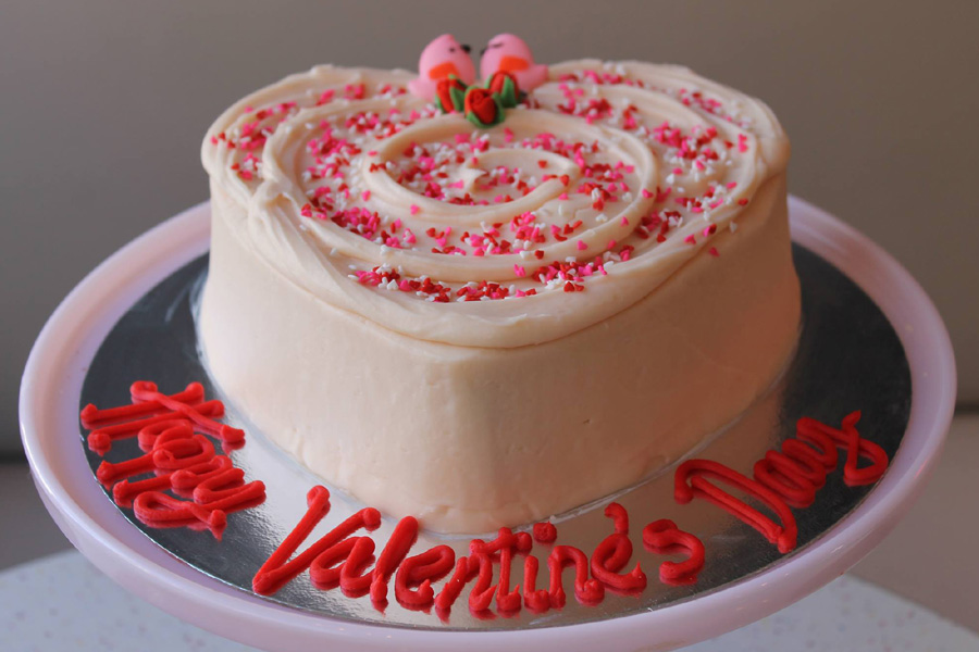 9 Best Valentine S Day Cakes Photo Valentine S Day Chocolate Cake