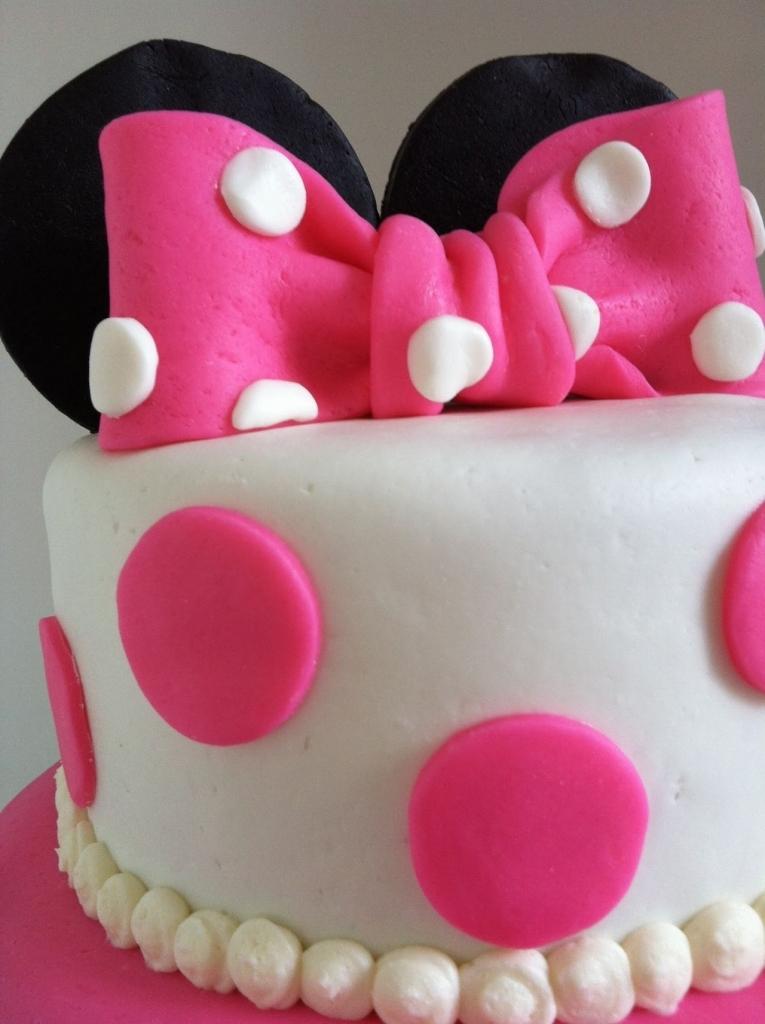 10 Girl Birthday Cakes For 4 Years Photo - 4 Year Old Girl Birthday ...