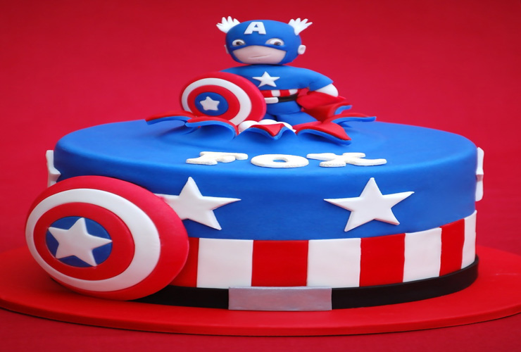 12 Five Year Old Cakes For Boys Cute Photo 5 Year Old Boy Birthday