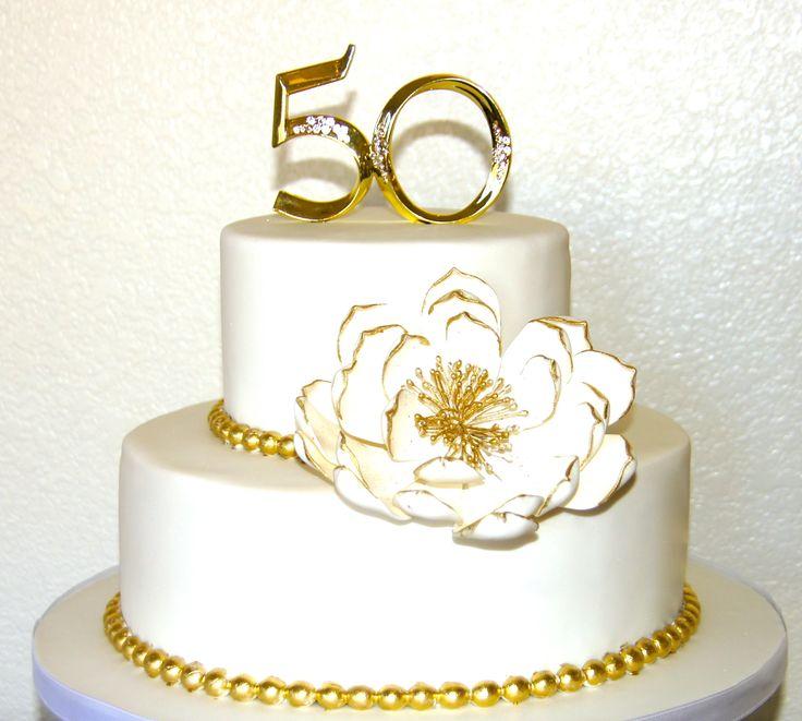 50 Year Birthday Cake Ideas