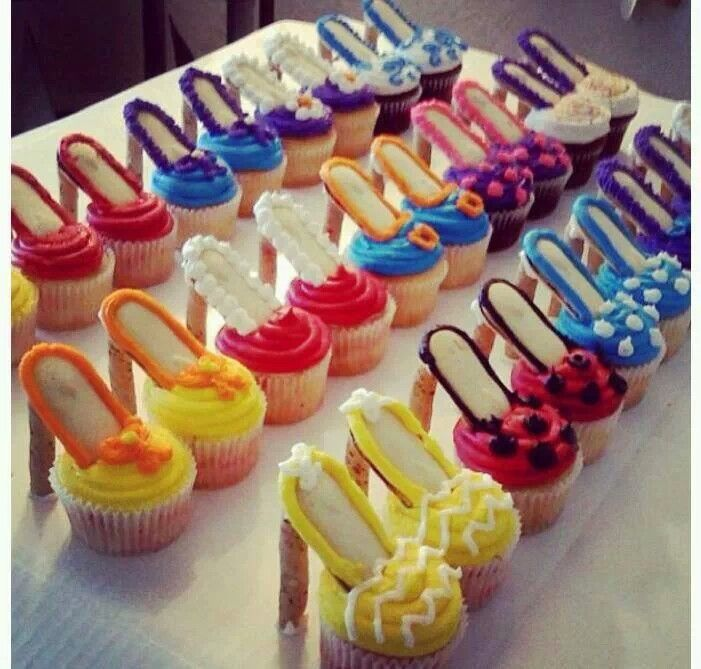 Adult Birthday Cupcake Ideas
