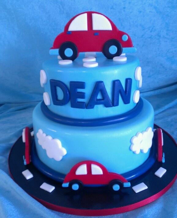 12 Cars With Boys 10th Cakes Photo Boys Car Birthday Cake Ideas