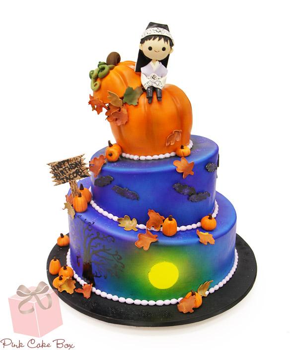 Outstanding 10 Halloween Birthday Cakes David Photo Happy Birthday David Funny Birthday Cards Online Alyptdamsfinfo