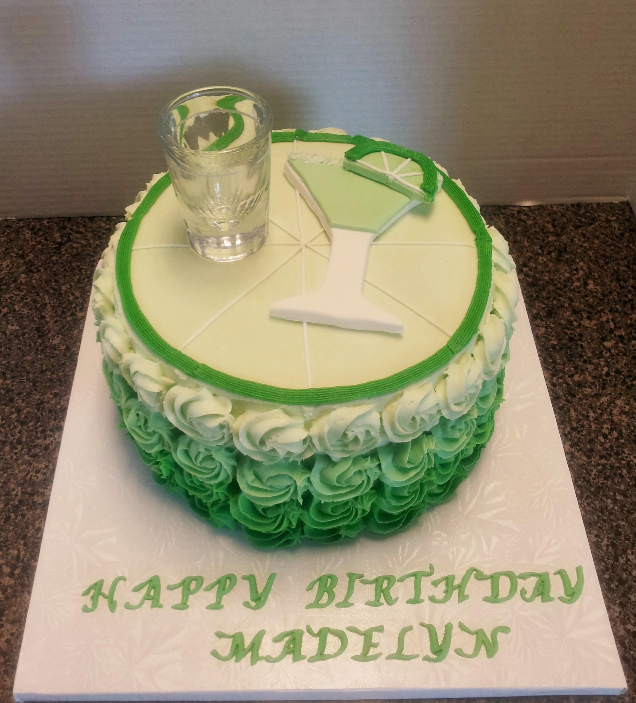 11 Cool Shot Glasses For Men Birthday Cakes Photo 30 Birthday Cake