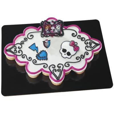 Publix Birthday Cakes Monster High