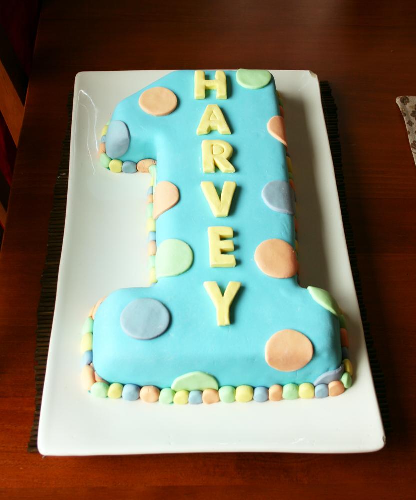 8 Easy Birthday Cakes For Boys 1 Year Old Photo Boy