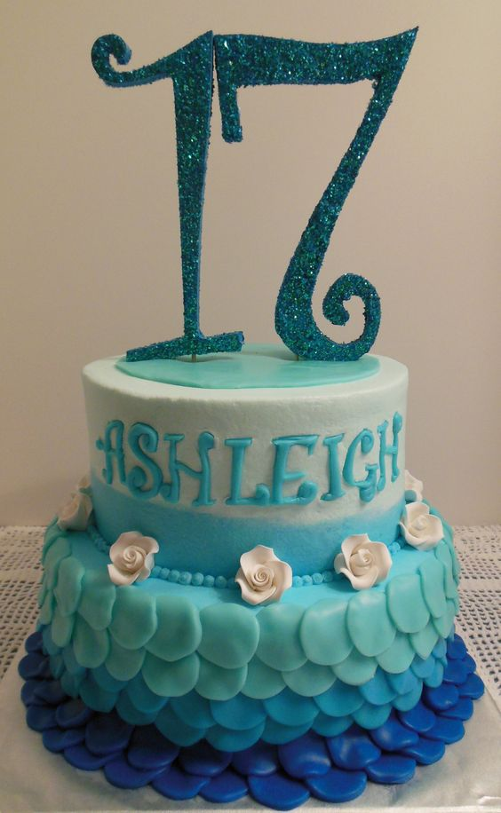 Birthday Cake Ideas For 17 Year Old Boy