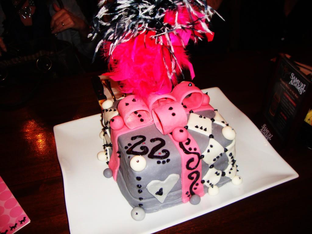 11 22 Best Guy For Birthday Cakes Photo 22nd Birthday Cake Happy